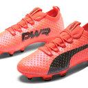 evoPOWER Vigor 3D 1 FG Kids Football Boots