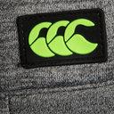 Vaposhield Fleece Kids Full Zip Hooded Rugby Sweat