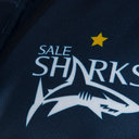 Sale Sharks 2017/18 Home S/S Replica Rugby Shirt