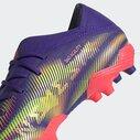 Nemeziz .1 Childrens FG Football Boots