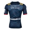 Highlanders 2018 Home Super Rugby S/S Shirt