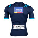Blues 2018 Alternate Super Rugby S/S Rugby Shirt