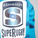 Blues 2018 Home Super Rugby S/S Rugby Shirt