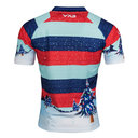 Help For Heroes Christmas 2017 Snowman Charity Rugby Shirt