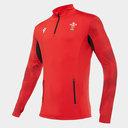 Wales Quarter Zip Jacket Mens