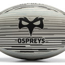 Ospreys Alternate Supporters Rugby Ball
