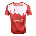Lions 2018 Home S/S Super Rugby Replica Shirt