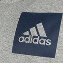 Essential Box Logo Hooded Sweat