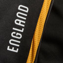 England 2017/18 Players 1/4 Zip Rugby Training Top