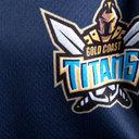 Gold Coast Titans 2018 NRL Kids Rugby Training T-Shirt