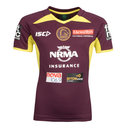 Brisbane Broncos NRL 2018 Kids Rugby Training T-Shirt