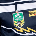 North Queensland Cowboys NRL 2018 Home S/S Rugby Shirt