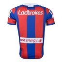 Newcastle Knights NRL 2018 Home S/S Rugby Shirt