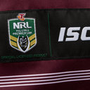 Manly Sea Eagles 2018 NRL Home S/S Rugby Shirt