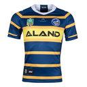 Parramatta Eels 2018 NRL Home S/S Rugby Shirt