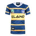 Parramatta Eels 2018 NRL Kids Home S/S Rugby Shirt