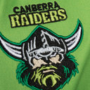 Canberra Raiders NRL 2018 Kids Home S/S Rugby Shirt