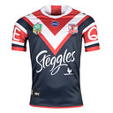 Sydney Roosters NRL 2018 Home S/S Rugby Shirt
