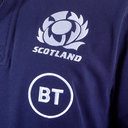 Scotland Home Short Sleeve Classic Shirt 2020 2021