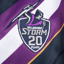 Melbourne Storm NRL 2018 Kids Home S/S Rugby Shirt