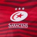 Saracens Away Jersey Mens