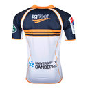 Brumbies 2018 Home Super Rugby S/S Rugby Shirt