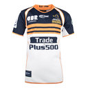 Brumbies 2018 Home Youth Super Rugby S/S Rugby Shirt