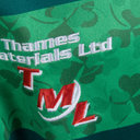 London Irish St Patricks Day 2018 Kids S/S Replica Rugby Shirt