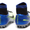 Mercurial Victory 6 D-Fit Neymar Kids FG Football Boots