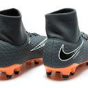 Hypervenom Phantom III Academy D-Fit FG Football Boots