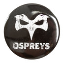 Ospreys Supporters Badge Button Badge