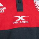 Gloucester 2018/19 Players Rugby Polo Shirt