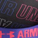HeatGear Girls Armour Printed Sports Bra