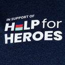 Help 4 Heroes England Vest Mens
