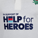 Help 4 Heroes England Long Sleeve Jersey Mens