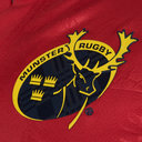 Munster 2015/16 Home Players Authentic S/S Rugby Shirt