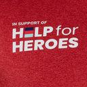 Help 4 Heroes Wales Tee Junior Boys