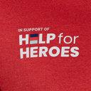 Help 4 Heroes Wales Hoodie Mens