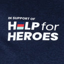 Help 4 Heroes England T Shirt Mens