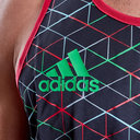 Harlequins 2018/19 Players Rugby Training Singlet