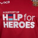 Help 4 Heroes Wales Short Sleeve Jersey