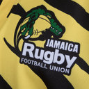 Jamaica 7s 2017/18 Alternate S/S Replica Rugby Shirt