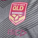 Queensland State Of Origin 2018 NRL Rugby Training Singlet
