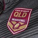 Queensland State Of Origin 2018 NRL Elite Rugby Training Top