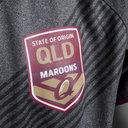 Queensland State Of Origin 2018 NRL Kids Rugby Training T-Shirt