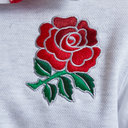England 2018/19 Home Classic Kids L/S Rugby Shirt