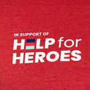 Help 4 Heroes Wales Sweatshirt Mens