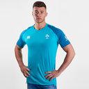 Ireland IRFU 2018/19 Performance Cotton Rugby T-Shirt