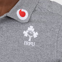Ireland IRFU 2018/19 Cotton Stripe Rugby Polo Shirt
