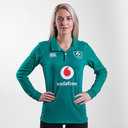 Ireland IRFU 2018/19 Ladies Home Classic L/S Rugby Shirt